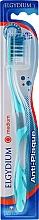 Düfte, Parfümerie und Kosmetik Zahnbürste mittel Anti-Plaque türkis - Elgydium Anti-Plaque Medium Toothbrush