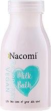 Düfte, Parfümerie und Kosmetik Bademilch mit Himbeer Aroma - Nacomi Milk Bath Raspberry