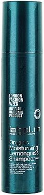 Feuchtigkeitsspendendes Shampoo mit Bio Zitronengras - Label.m Cleanse Organic Moisturising Lemongrass Shampoo — Bild N1