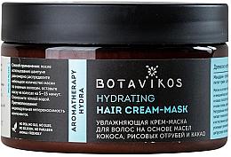 Düfte, Parfümerie und Kosmetik Regenerierende Haarmaske - Botavikos Hydrating Hair Cream-Mask