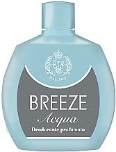 Düfte, Parfümerie und Kosmetik Breeze Acqua - Parfümiertes Deospray