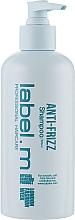 Düfte, Parfümerie und Kosmetik Anti-Frizz Shampoo für alle Haartypen - Label.m Anti-Frizz Shampoo