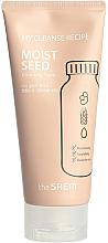 Düfte, Parfümerie und Kosmetik Feuchtigkeitsspendender und nährender Gesichtsreinigungsschaum mit Soja- und Reisextrakt - The Saem The Saem CMy Cleanse Recipe Cleansing Foam-Moist Seed