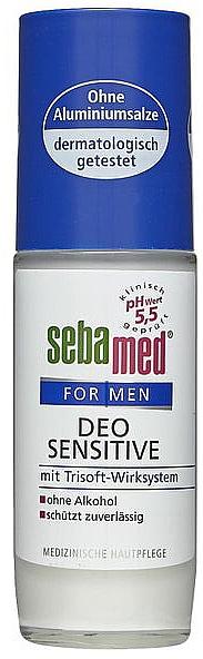 Deo Roll-on für empfindliche Haut - Sebamed For Men Deo Sensetive Roll-On