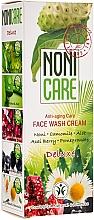 Düfte, Parfümerie und Kosmetik Anti-Aging Gesichtsreinigung mit Kamillen-, Aloe Vera-, Acai Beere-, Noni- und Granatapfelextrakt - Nonicare Deluxe Face Wash Cream