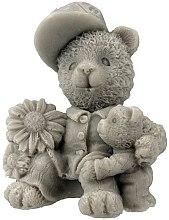 Düfte, Parfümerie und Kosmetik Handgemachte Glycerinseife Teddybären mit Ananasduft - LaQ Happy Soaps Natural Soap