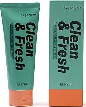 Düfte, Parfümerie und Kosmetik Porenverengender Gesichtsreinigungsschaum - Eunyul Clean & Fresh Pore Tightening Foam Cleanser