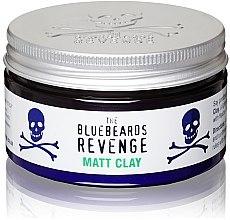 Düfte, Parfümerie und Kosmetik Modellierkitt für das Haar mit Matteffekt - The Bluebeards Revenge Matt Clay