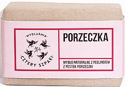 Düfte, Parfümerie und Kosmetik Natürliche Seife mit Johannisbeeren - Cztery Szpaki