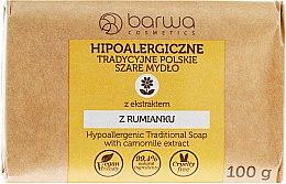 Düfte, Parfümerie und Kosmetik Seife mit Kamillenextrakt - Barwa Soap