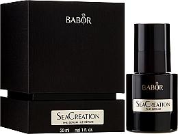 Düfte, Parfümerie und Kosmetik Anti-Aging Gesichtsserum mit Protein Glycoceane GP3 - Babor SeaCreation The Serum