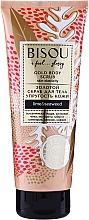 Düfte, Parfümerie und Kosmetik Körperpeeling mit Seetang- und Limettenextrakt - Bisou Lime&Marine Alga Gold Body Scrub