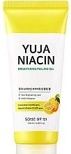 Düfte, Parfümerie und Kosmetik Aufhellendes Peelinggel für das Gesicht - Some By Mi Yuja Niacin Brightening Peeling Gel