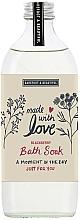 Düfte, Parfümerie und Kosmetik Badelotion mit Blaubeer-Extrakt - Bath House Bath Soak Made With Love Blackberry