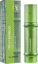 Düfte, Parfümerie und Kosmetik Gesichts- und Körpernebel mit Bambusextrakt - The Saem Fresh Bamboo Essential Water Mist