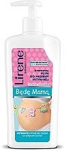 Düfte, Parfümerie und Kosmetik Gel für die Intimhygiene für Schwangere - Lirene Mama Intimate Hygiene Wash For Pregnant Woman