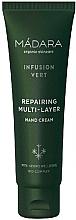 Düfte, Parfümerie und Kosmetik Revitalisierende Handcreme - Madara Cosmetics Infusion Vert Repairing Multi-Layer Hand Cream