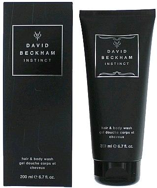 David Beckham David Beckham Instinct - Duschgel