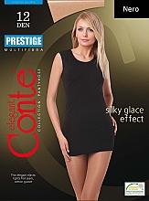 Düfte, Parfümerie und Kosmetik Strumpfhose für Damen Prestige 12 Den Nero - Conte