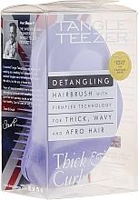 Düfte, Parfümerie und Kosmetik Entwirrbürste für dickes und lockiges Haar violett - Tangle Teezer Detangling Thick & Curly Lilac Fondant