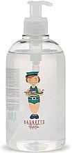 Düfte, Parfümerie und Kosmetik Natürliches Duschgel für Körper und Haar - Bubble&CO Baby Liquid Bath