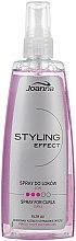 Düfte, Parfümerie und Kosmetik Spray für lockiges und welliges Haar - Joanna Styling Effect Curly Spray