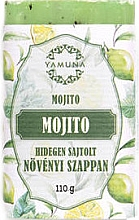 Düfte, Parfümerie und Kosmetik Mydło tłoczone na zimno Mojito - Yamuna Mojito Cold Pressed Soap