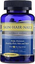 Düfte, Parfümerie und Kosmetik Nahrungsergänzungsmittel für schöne und gesunde Haut, Haare und Nägel - Holland & Barrett Skin Hair And Nails Naturally Inspired