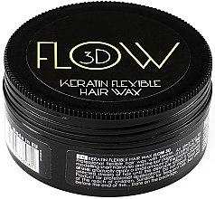 Düfte, Parfümerie und Kosmetik Haarwachs - Stapiz Flow 3D Keratin Flexible Hair Wax