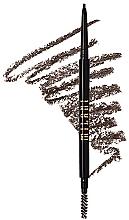 Düfte, Parfümerie und Kosmetik Augenbrauenstift mit Bürstchenapplikator - Milani Precision Brow Pencil