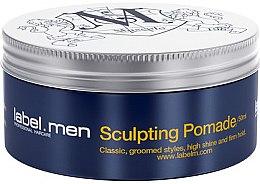 Düfte, Parfümerie und Kosmetik Modellierende Haarpomade - Label.m Men Sculpting Pomade