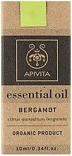 Düfte, Parfümerie und Kosmetik Ätherisches Öl Bergamotte - Apivita Aromatherapy Organic Bergamot Oil