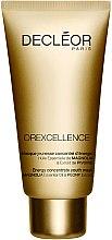 Düfte, Parfümerie und Kosmetik Feuchtigkeitsspendende Anti-Aging Gesichtscreme mit Pfingstrosenextrakt und Magnolienöl 50+ - Decleor Orexcellence Energy Concentrate Youth Mask