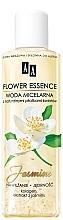 Düfte, Parfümerie und Kosmetik Feuchtigkeitsspendendes Mizellenwasser mit Jasmin - AA Flower Essence Micellar Water