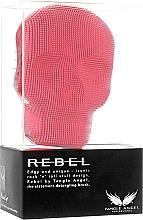Düfte, Parfümerie und Kosmetik Entwirrbürste Rotes Chrom 10x7 cm - Tangle Angel Rebel Brush Red Chrome