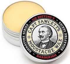Düfte, Parfümerie und Kosmetik Schnurrbartwachs - Captain Fawcett Sid Sottungs Moustache Wax Barberism