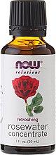 Düfte, Parfümerie und Kosmetik Rosenwasserkonzentrat - Now Foods Solutions Rosewater Concentrate