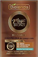 Düfte, Parfümerie und Kosmetik Selbstbräuner-Pads für alle Hauttypen - Bielenda Magic Bronze