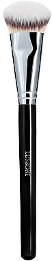 Foundationpinsel - Lussoni PRO 142 Angled Foundation Brush — Bild N1