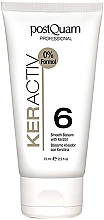 Düfte, Parfümerie und Kosmetik Glättende Haarspülung mit Keratin - PostQuam Keractiv Smooth Balsam