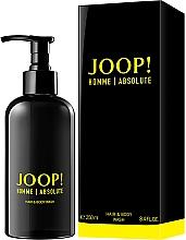 Düfte, Parfümerie und Kosmetik Joop! Homme Absolute - Haar- und Körpershampoo