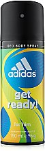 Düfte, Parfümerie und Kosmetik Adidas Get Ready for Him - Deospray