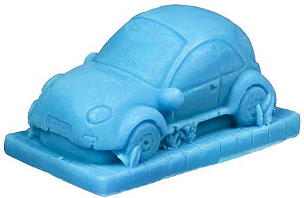 Handgemachte Glycerinseife Auto mit Fruchtduft - LaQ Happy Soaps Natural Soap