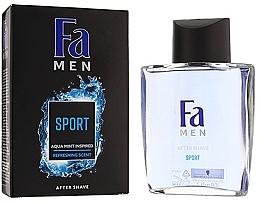 Düfte, Parfümerie und Kosmetik After Shave Lotion - Fa Men Sport After Shave
