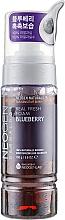 Düfte, Parfümerie und Kosmetik Aufhellender und regenerierender Gesichtsreinigungsschaum mit Blaubeerextrakt - Neogen Dermalogy Real Fresh Foam Blueberry