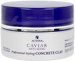 Düfte, Parfümerie und Kosmetik Anti-Aging Ton für das Haarstyling - Alterna Caviar Anti Aging Styling Concrete Clay