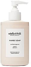 Düfte, Parfümerie und Kosmetik Flüssige Handseife mit Aloe Vera - Estelle & Thild Vanilla Tangerine Hand Soap
