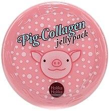 Nacht Collagen Gesichtsmasken - Holika Holika Pig-Collagen Jelly Pack — Bild N2
