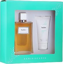 Düfte, Parfümerie und Kosmetik Reminiscence Ambre - Duftset (Eau de Toilette 100ml + Körperlotion 75ml)