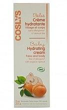 Düfte, Parfümerie und Kosmetik Feuchtigkeitsspendende Gesichts- und Körpercreme für Babys mit Bio Aprikosenextrakt - Coslys Baby Care Baby Hydrating Creamwith Organic Apricot Oil